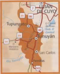 Provincia De Mendoza The Wine In Argentina
